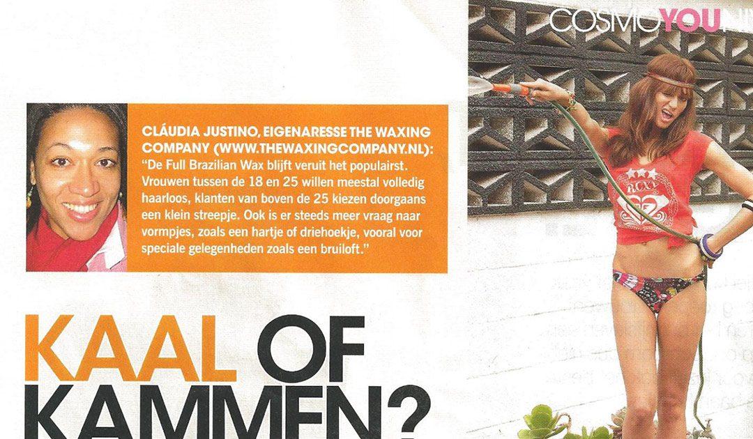 Cosmopolitan Juni 2010