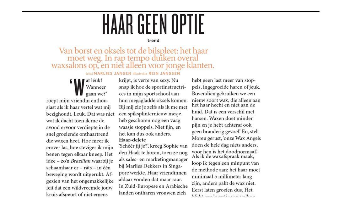De Volkskrant Mei 2013